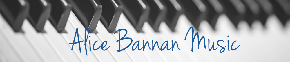 Alice Bannan Music